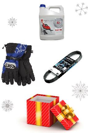 Аксессуары для снегоходов, масло для снегохода, снегоходные перчатки CKX Throlle