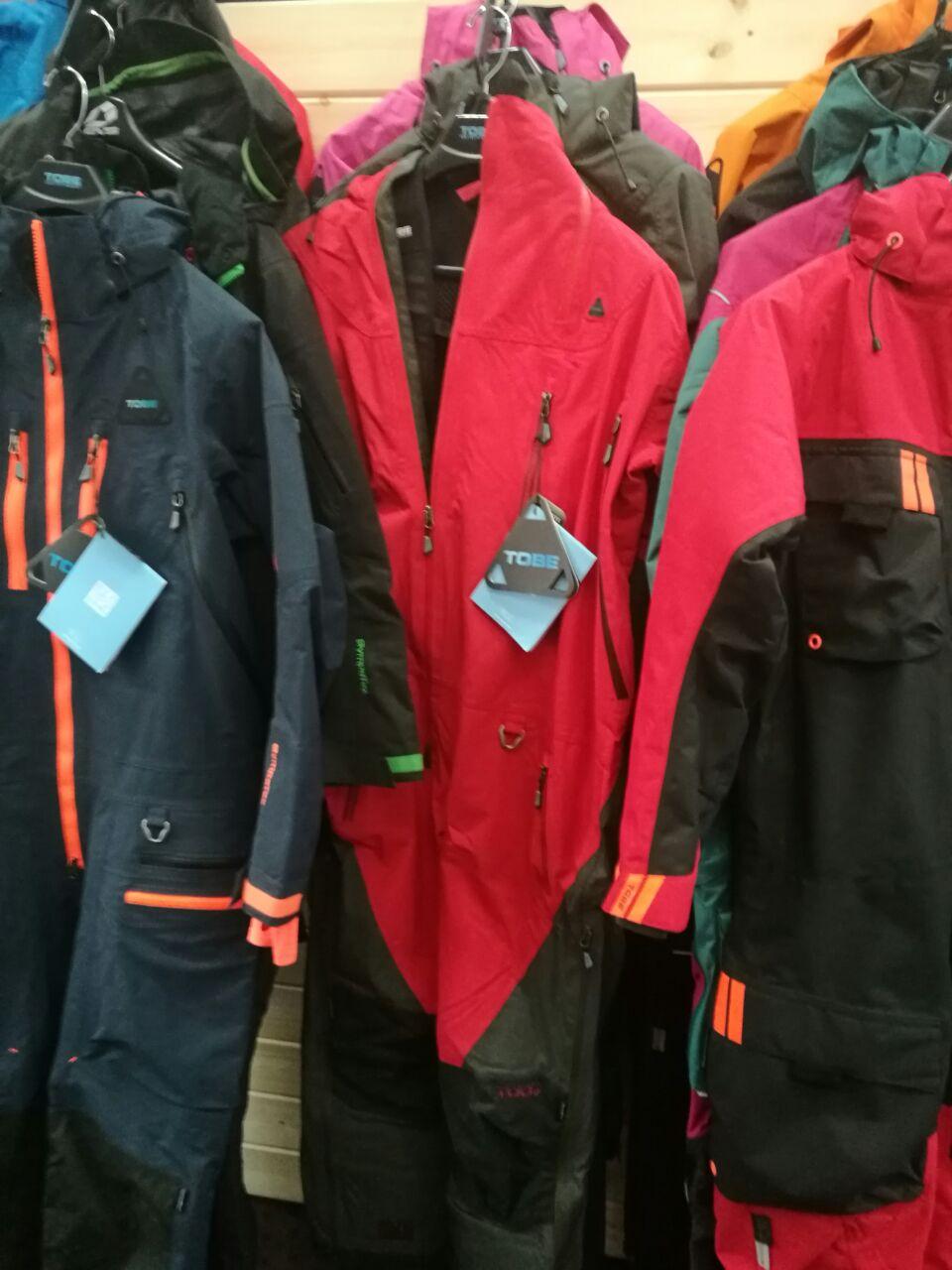 Снегоходная и горнолыжная одежда TOBE