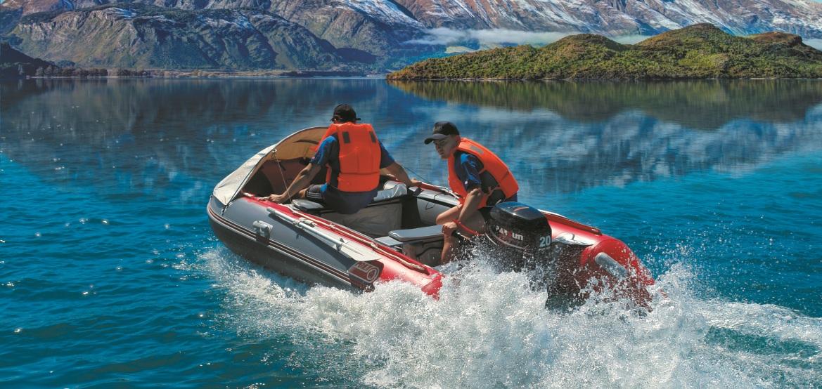 Скидки на лодки и моторы
