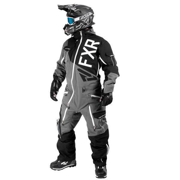 Комбинезон FXR, снегоходная экипировка FXR