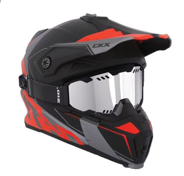 Шлем CKX TITAN, шлем для снегохода CKX TITAN